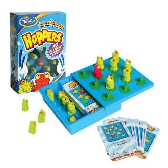Игра Лягушки-непоседы