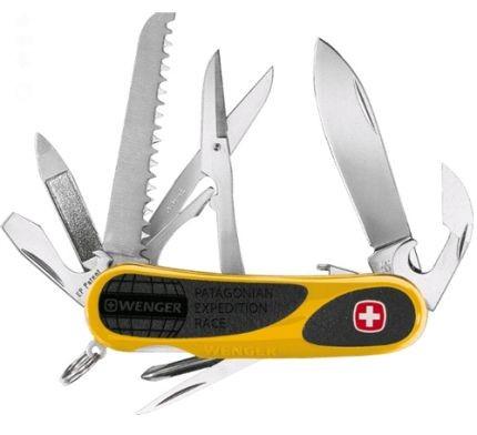 Складной нож Wenger EvoGrip S18