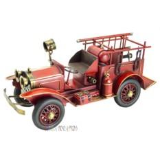 Ретро модель пожарной машины