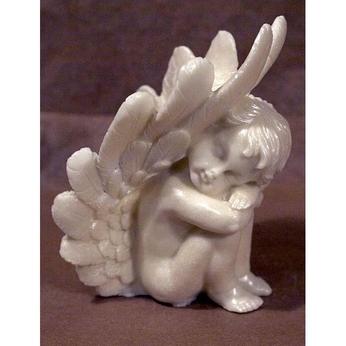 Фигурка из шоколада «Ангел №9»