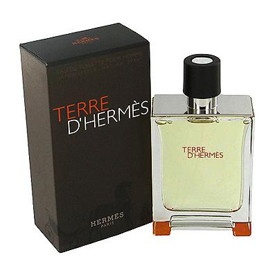 Туалетная вода Hermes Terre D'Hermes