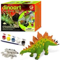 Набор для детского ворчества «Диноарт Стегозавр»