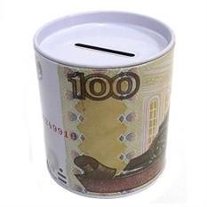 Копилка-банка 100 рублей