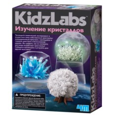 Набор «Изучение кристаллов»