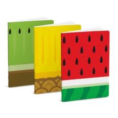 Комплект тетрадей Fruit notebook