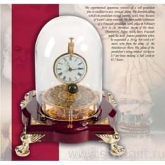 Настольные часы Foucault Pendulum