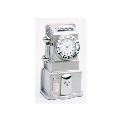 Часы «Старинный телефон»