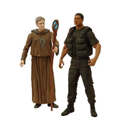 Боксет из фигурок Stargate