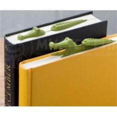 Закладка для книги Крокодил