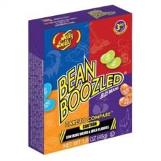 Леденцы в коробке Бобы Bean Boozled