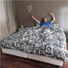 Комплект постельного белья Зеваки