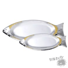 Набор подносов Fish