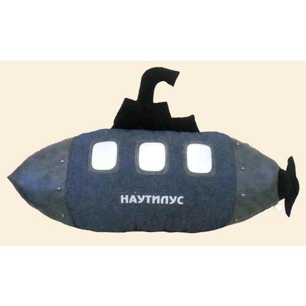 Подушка «Подводная лодка»