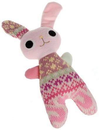 Мягкая игрушка Смешной кролик