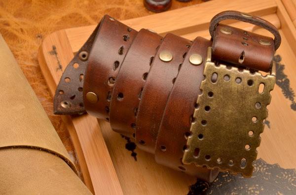 Кожаный ремень ElolE Belts
