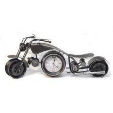 Декоративные часы Мотоцикл