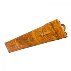 Подарочные шампура в колчане из натуральной кожи Сова