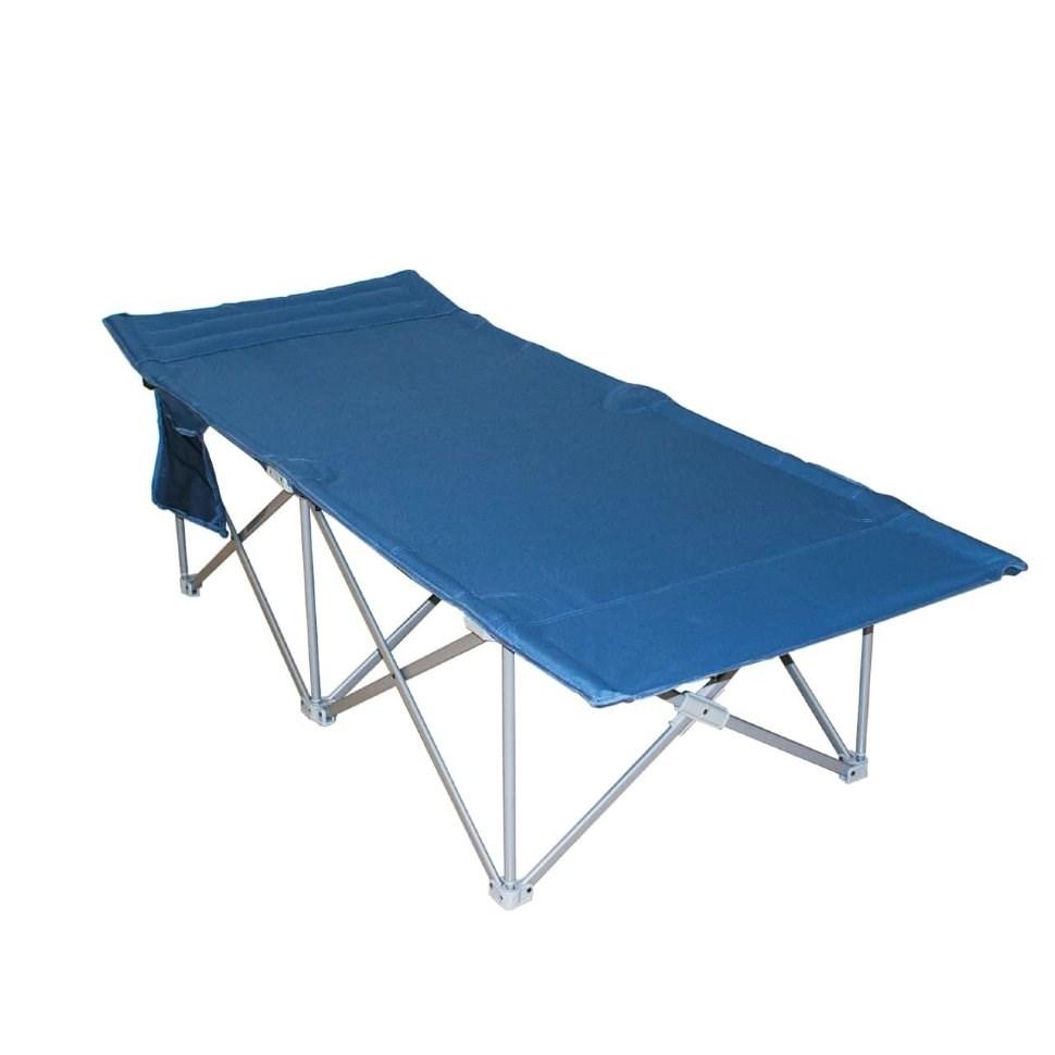 Туристическая кровать раскладушка