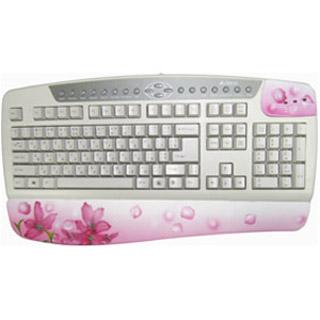 Клавиатура расписная «Нежные»
