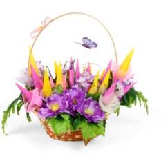 Конфетный букет Цветы