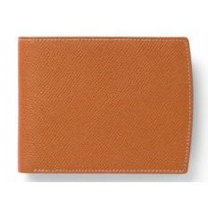 Коричневый бумажник Graf von Faber-Castell