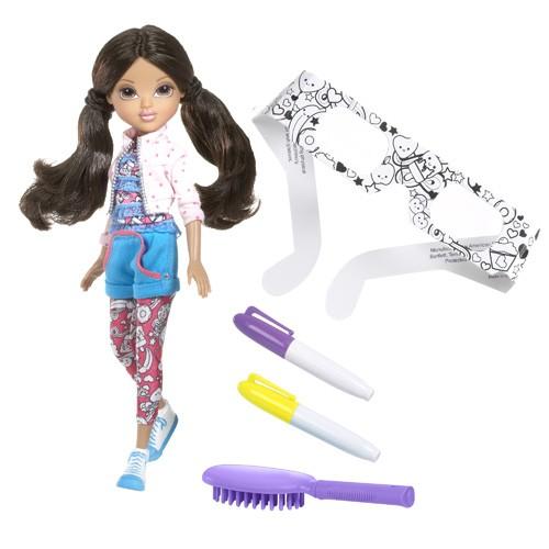 Кукла Moxie Модница с маркерами Софина