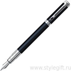Перьевая ручка Waterman Perspective Black CT