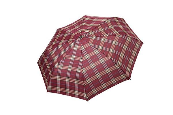 Зонт-автомат Fabretti в классическом стиле