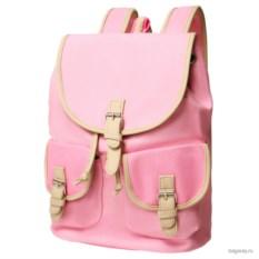 Бледно-розовый рюкзак Asgard City