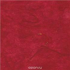 Рисовая бумага для декупажа Королевский, фоновая, цвет: бордо