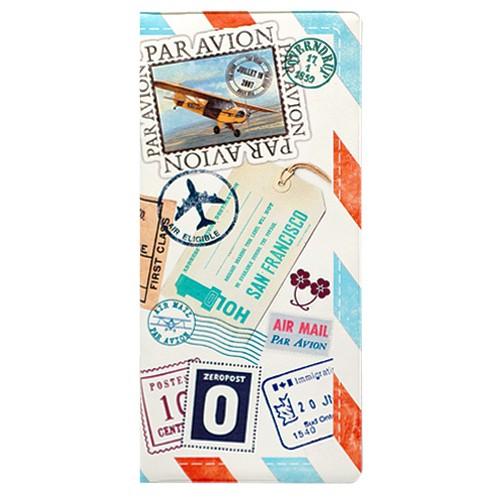 Обложка для документов путешественника Letter