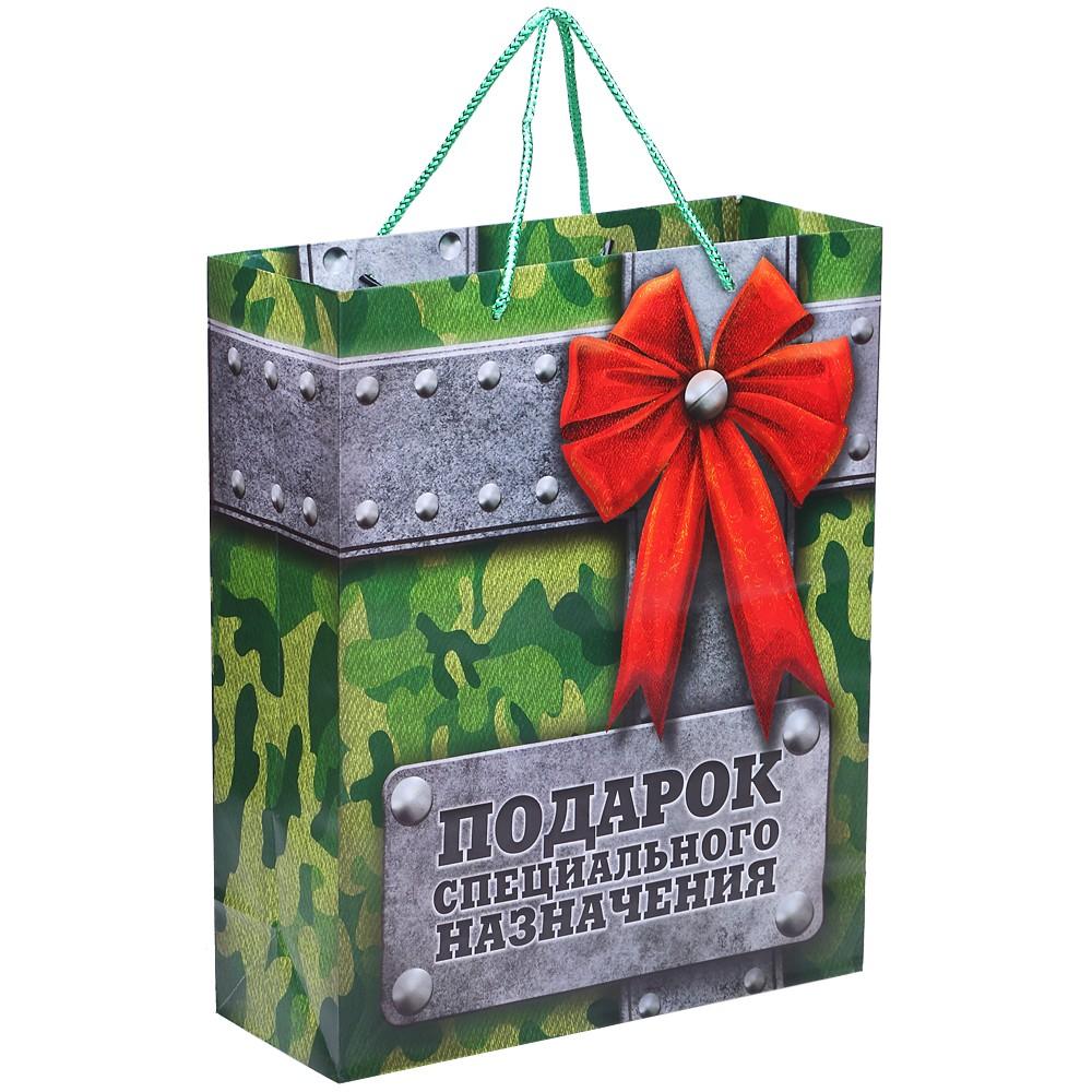 Подарочный пакет «Подарок специального назначения»