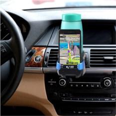 Автомобильный держатель телефона с отсеком для банки