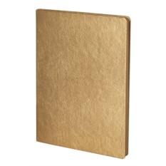 Золотистая записная книжка Ingot