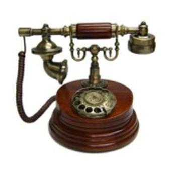 Ретро-телефон «Лео»