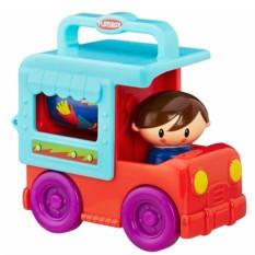 Грузовичок Hasbro Playskool Сложи и кати, возьми с собой