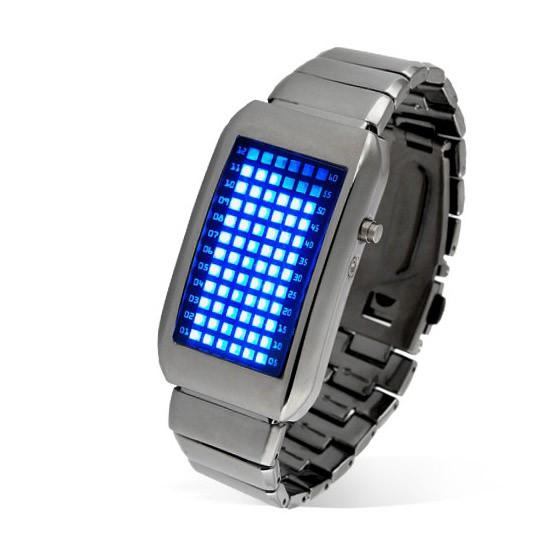 Часы LED «Матрица»