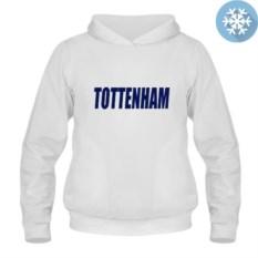Теплая толстовка-кенгуру Tottenham word