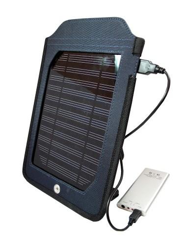 Накопитель энергии на солнечной батарее «Кобра»