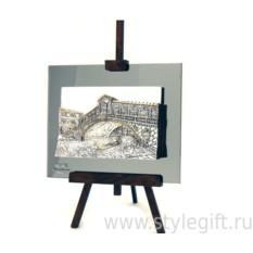 Картина Венеция. Мост Риальто