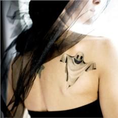 Татуировка переводная Sasha Unisex Ghost